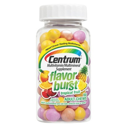 Centrum® Multivitamin Chews for Adults