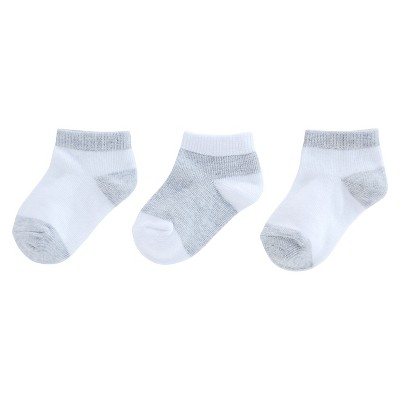 Just One You™Made by Carter's® Newborn Boys' 3 Pack Casual Socks 3-12 M