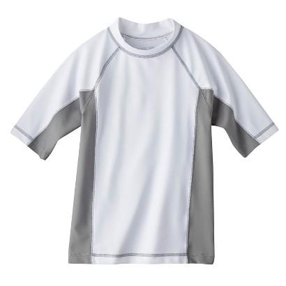 Boys' Short-Sleeve Swim Rashguard