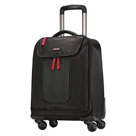 "American Tourister 17"" Skate Spinner Boarding Bag - Black"
