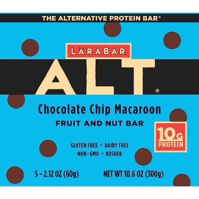 Larabar ALT® Chocolate Chip Macaroon Protein Bar - 5 Count