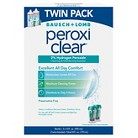 Bausch & Lomb Twin Pack PeroxiClear Lens Solution - 24 oz