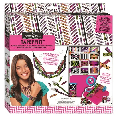 Fashion Angels Tapefitti Jewelry Kit