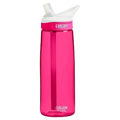 CamelBak eddy Water Bottle - Strawberry (0.75L)