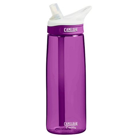 CamelBak eddy Water Bottle - Purple (0.75L)