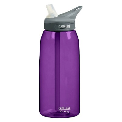 CamelBak Eddy Water Bottle -Purple (1L)