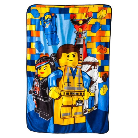 LEGO Movie Blanket