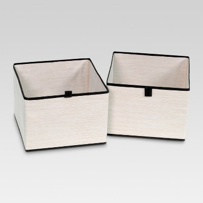2pk Drawers for Closet Organizer - Shell - Threshold™