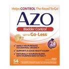 AZO Bladder Control Capsules - 54 Count