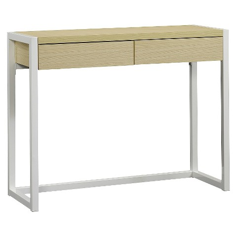 Room Essentials® Desk Wood & Metal - White