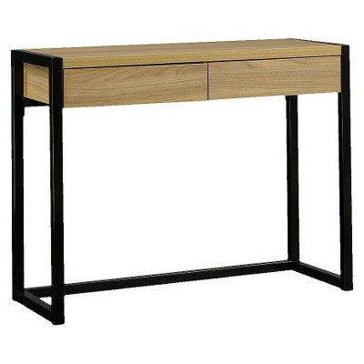 UPC 042666157896 Product Image For Sauder Writing Desk: Room Essentials Desk  Wood U0026 Metal