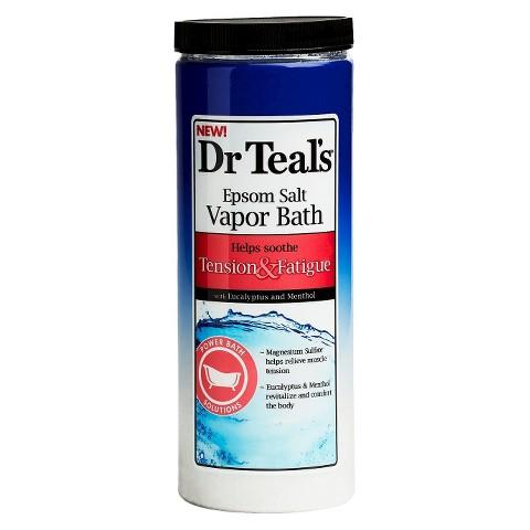 Dr. Teal's Stress & Fatigue Epsom Salt Vapor Bath - 22 oz