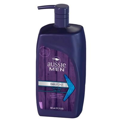 Men's Aussie Daily 2 in 1 Shampoo + Conditioner - 29.2 fl oz