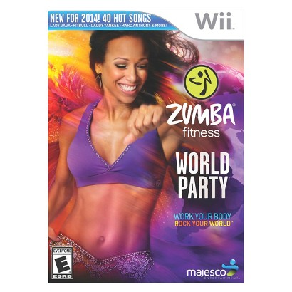 Zumba Fitness World Party (Nintendo Wii)