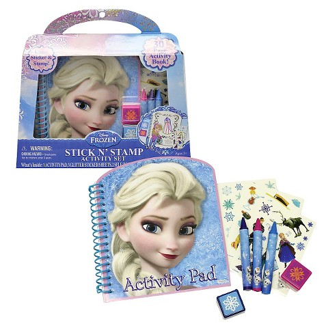 Sofia Sticker and Stamp Kit