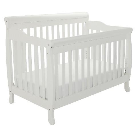 Mikaila Loren 3-in-1 Convertible Crib - White