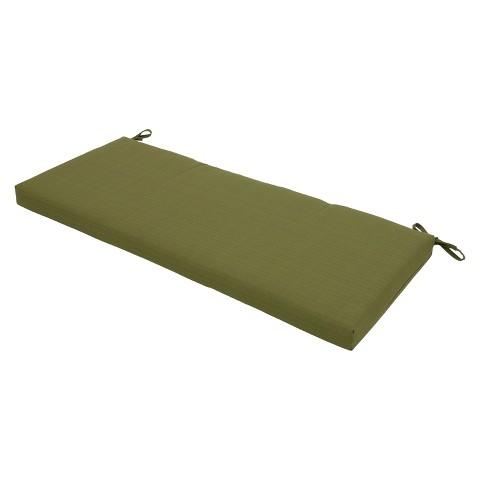 Threshold™ Outdoor Bench Cushion Tar