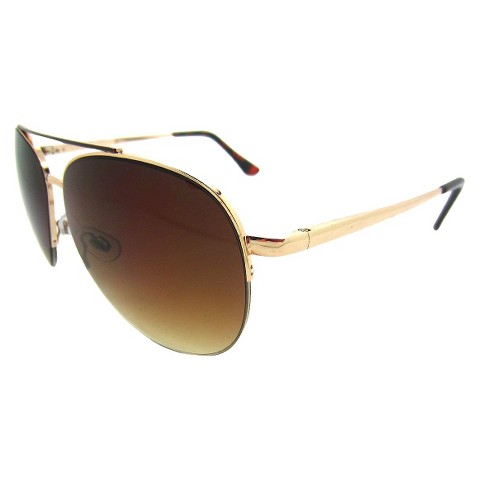 Women's Aviator - Gold/Tortoise