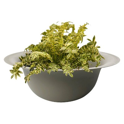 "Bloem 12"" Modica Bowl - Peppercorn Brown"
