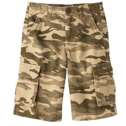 Cherokee® Boys' Cargo Shorts - Camo