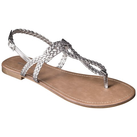 Women's Braided Sandals -Assorted Colors