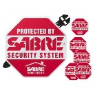 SABRE Security Yard Sign
