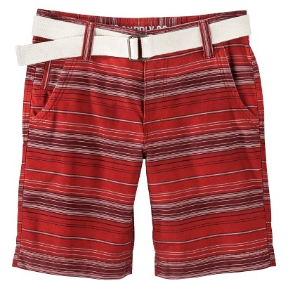 Mossimo Supply Co. Men's Belted Flat Front Shorts