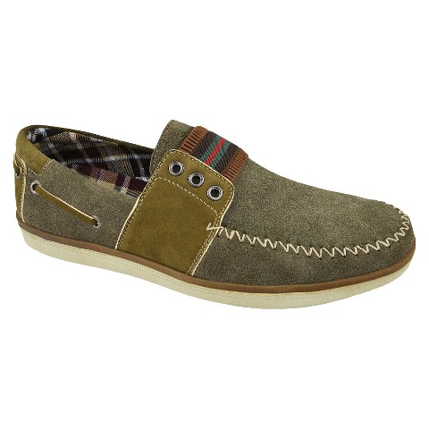 Men's Muk Luks Foster Shoe - Green