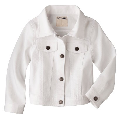 Genuine Kids from OshKosh™ Infant Toddler Girls' Jean Jacket