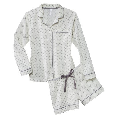 Gilligan & O'Malley® Women's Woven PJ Set - Assorted Colors