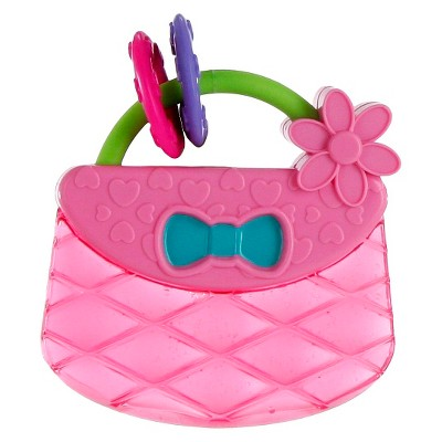 Bright Starts Toy Purse - Pink