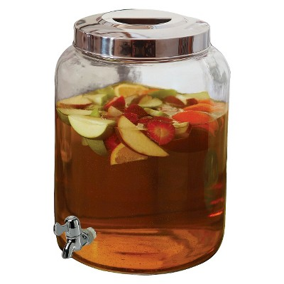 Threshold™ Beverage Dispenser - Clear (353.6 oz)