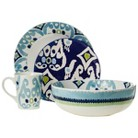Rachael Ray Ikat Dinnerware Collection