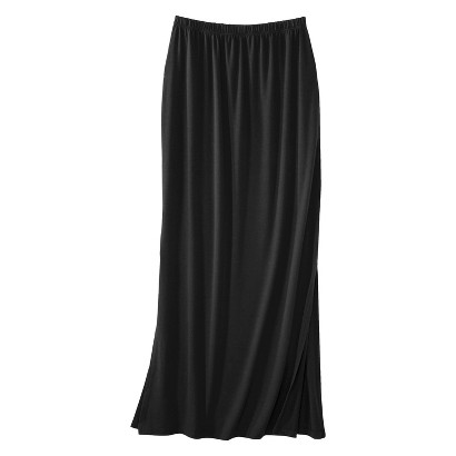Mossimo® Petites Tie-Waist Maxi Skirt - Assorted Colors