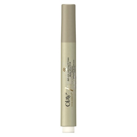 Olay Total Effects 7 in One Dark Circle Minimizing Brush Applicator - 1.7 oz