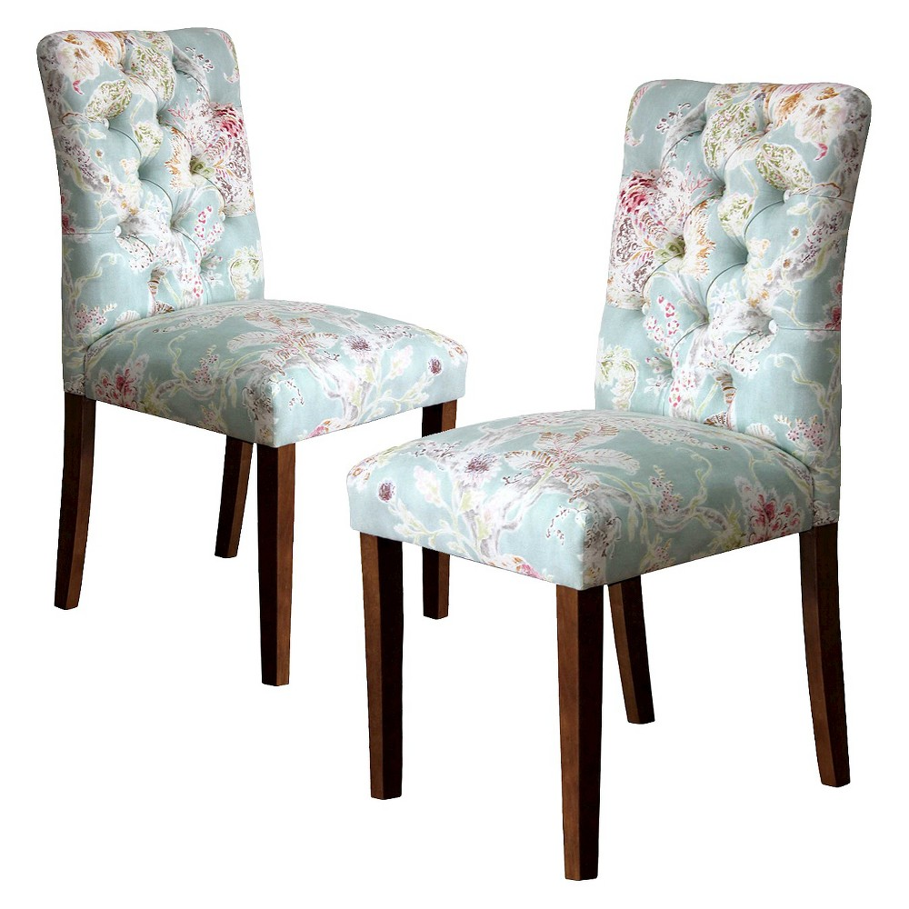 Tufted Chair Dining Room