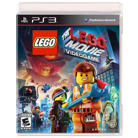 The LEGO® Movie Videogame (PlayStation 3)