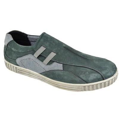 Men's Muk Luks Lucas Genuine Suede Sneakers - Blue
