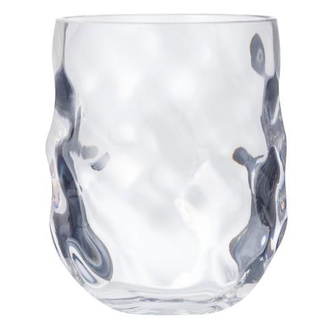 Threshold™ Serena Stemless Wine Glasses Set of 8 - Clear