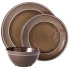 Threshold™ Round Melamine 12 Piece Dinnerware Set