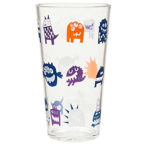 Circo® Monsters Tumbler Set of 3 - Tall