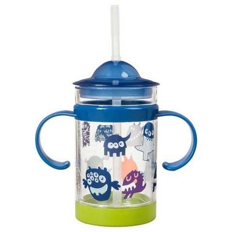 Circo® Monsters Puzzle Sippy Cup Set of 3 - Multicolor