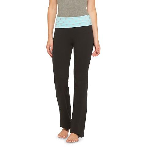 Women's Printed Yoga Sleep Pant - Xhilaration®