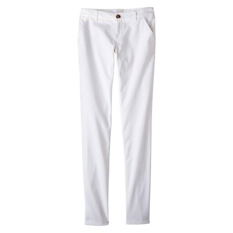 Junior's Skinny Chino Pant