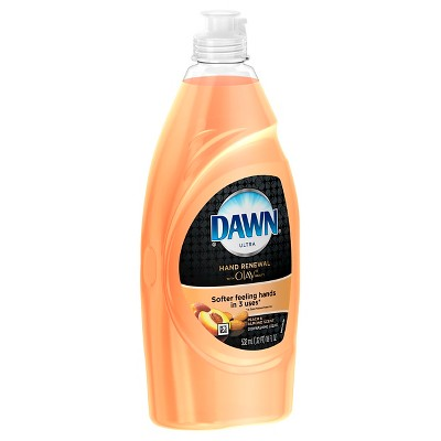 Dawn® Hand Renewal with Olay® Peach & Almonds 18 Oz