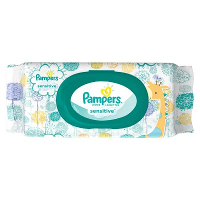 Pampers Pop-up Package 56 ct
