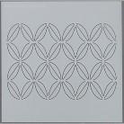 Devine Color 12x12in. Reusable Wall Stencil - Orbit
