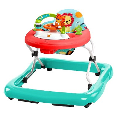 Bright Starts Roaming Safari Walk-A-Bout Baby Walker