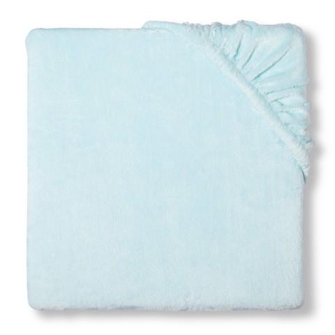 Circo® Plush & Soft Chamois Fitted Crib Sheet