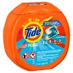 Tide Pods Ocean Mist Scent Laundry Detergent Pacs 72 ct product information